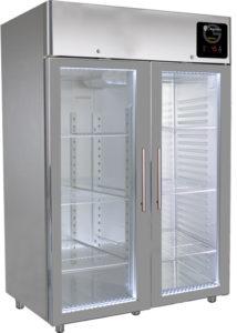 Frigo 1400lt porta a vetro - 1400 lt Glass door refrigerator