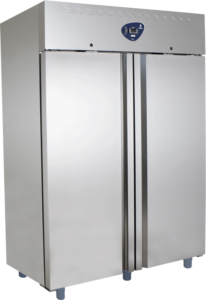 frigo professionale 1400lt - professional solid door refrigerator 1400lt