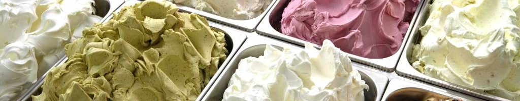 Frigo per gelati