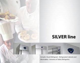 Silver line - Armadi e Tavoli refrigerati